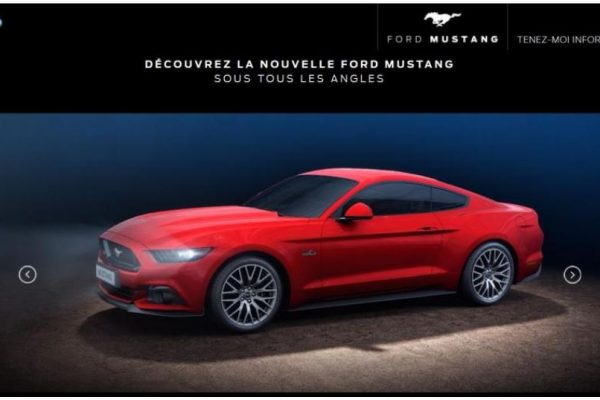 Ford France Sophus Live Chat