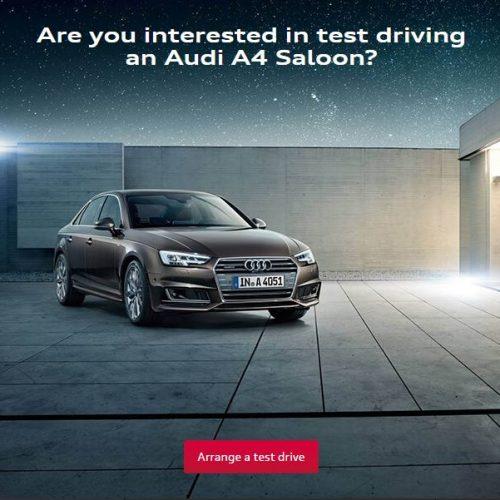 Audi UK - AE