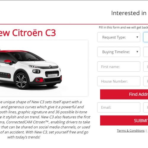 Citroen UK - AE+