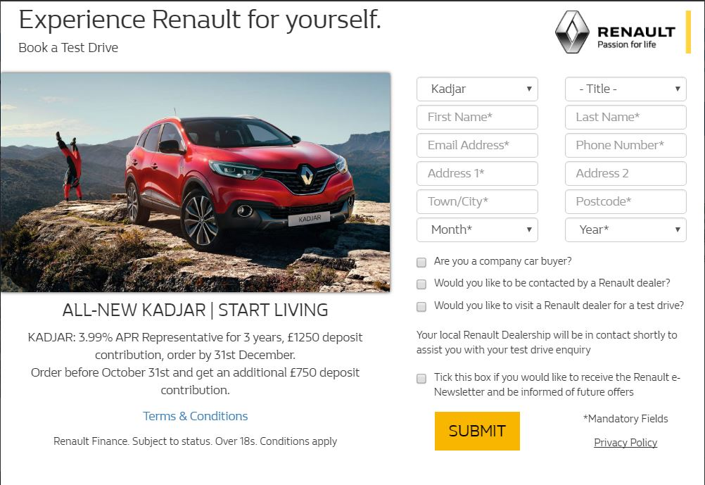 Renault UK - AE