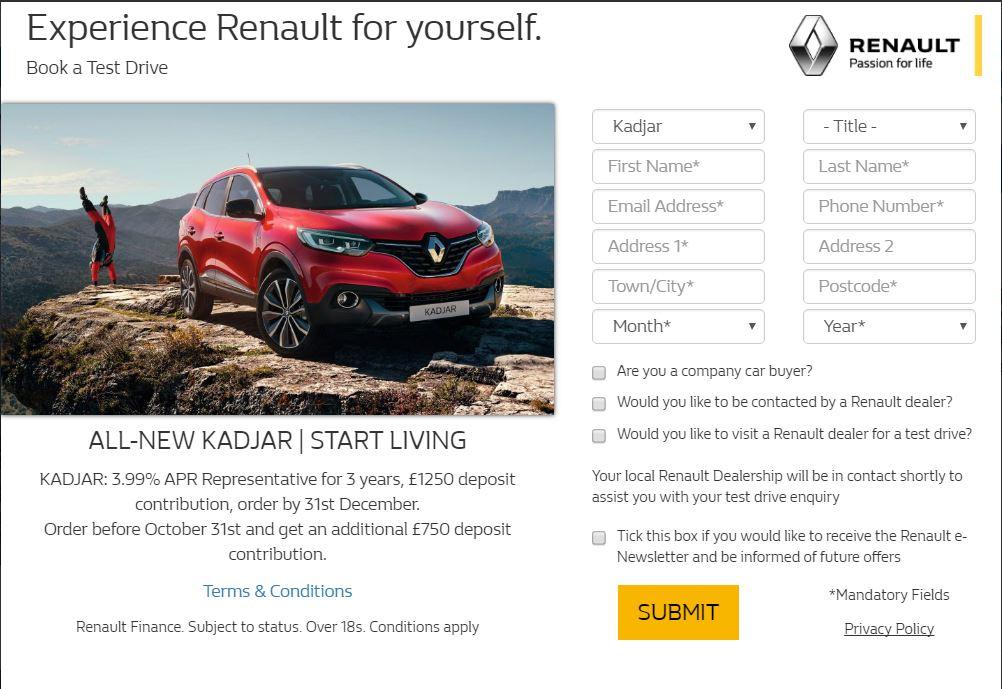 Renault UK - AE