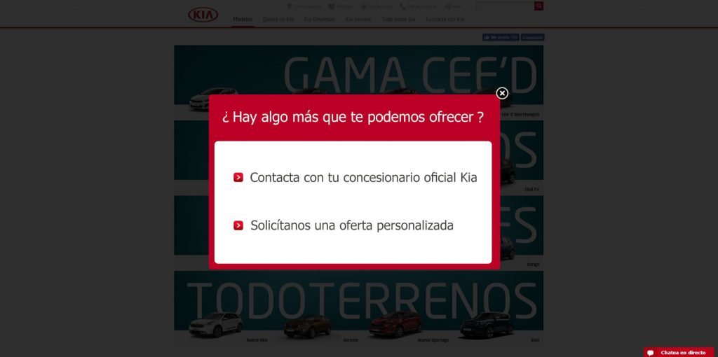 Active Recovery for Kia Spain