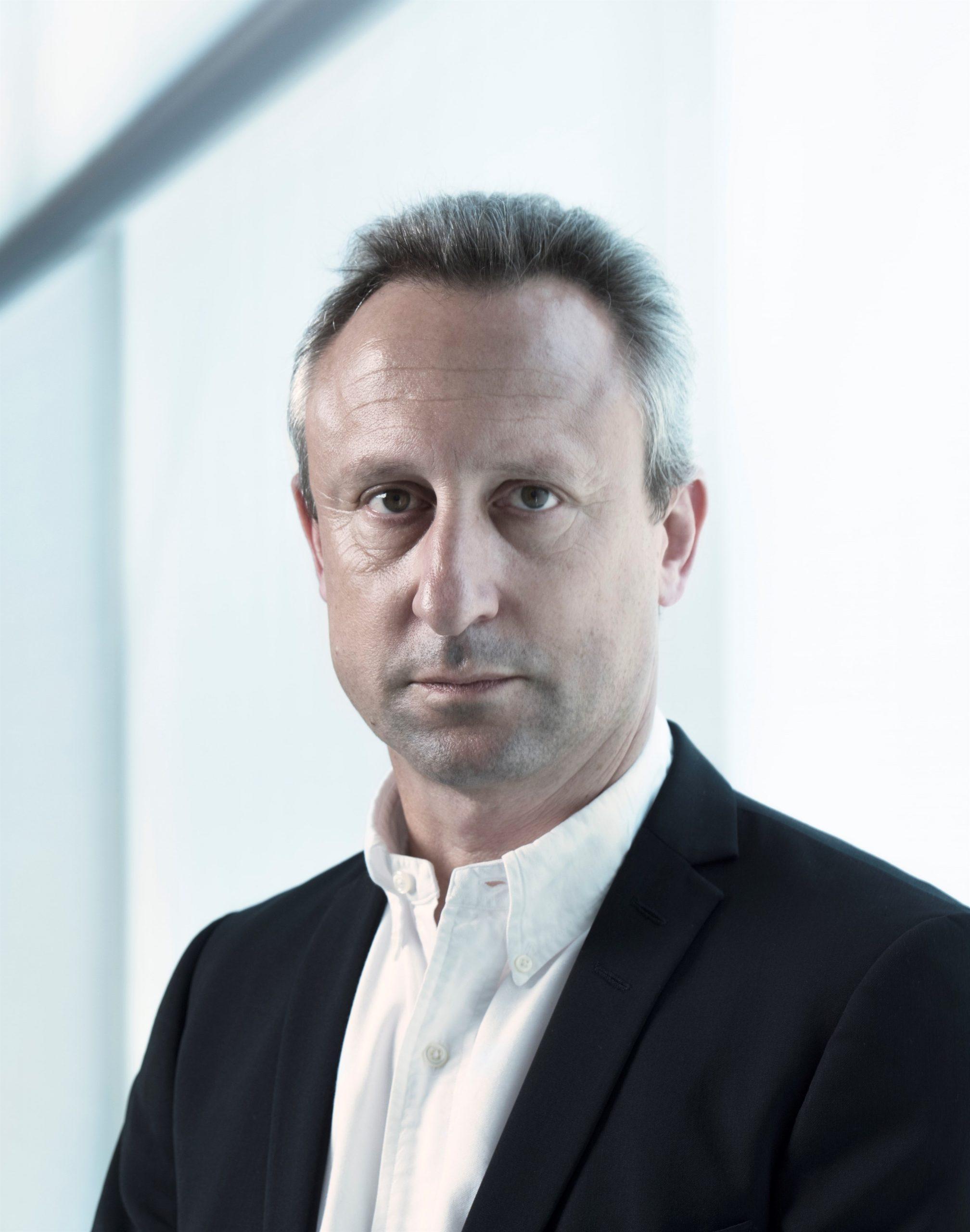 photograph of Jonathan Goodman the Chief Operating Officer Polestar UK