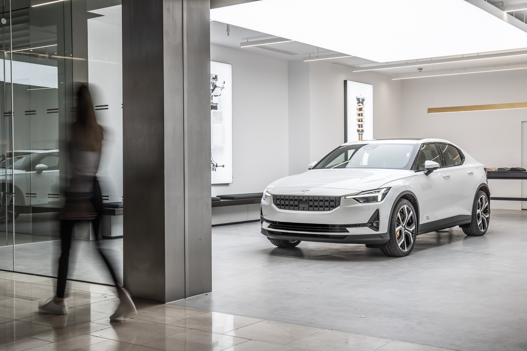 Polestar Display Space