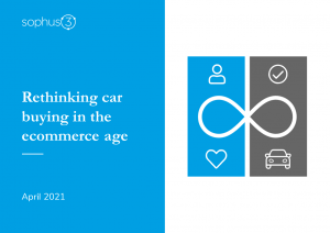 Rethinking car buying in the ecommerce age - cover image of whitepaper